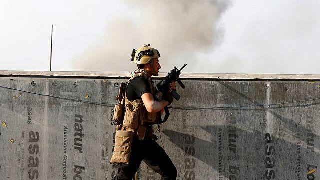 Mossul-Offensive aus Rücksicht auf Zivilisten verlangsamt