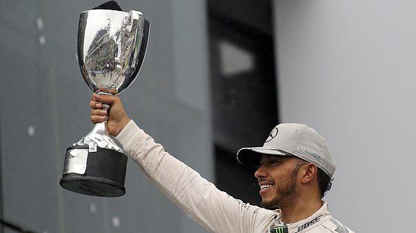 Rosberg muss weiter zittern: Hamilton vertagt WM-Entscheidung beim Großen Preis von Brasilien