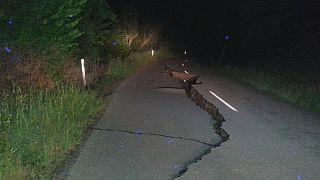 نيوزلندا: تخفيض درجة التحذير من وقوع مد بحري بعد الزلزال