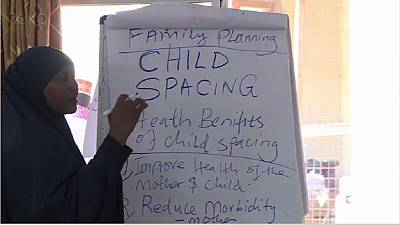Underserved women in Northeastern Kenya get family planning education