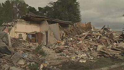 Nouvelle-zélande: puissant tremblement de terre