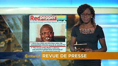 Press Review of November 14, 2016 [The Morning Call]
