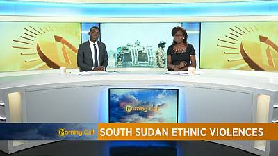 South Sudan ethnic violence  [The Morning Call]