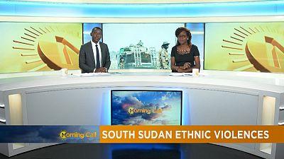 Soudan du Sud : violences ethniques [The Morning Call]