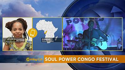 Festival Soul Power Congo [Grand Angle]