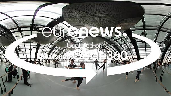 Франция 360°: танец как геометрия форм