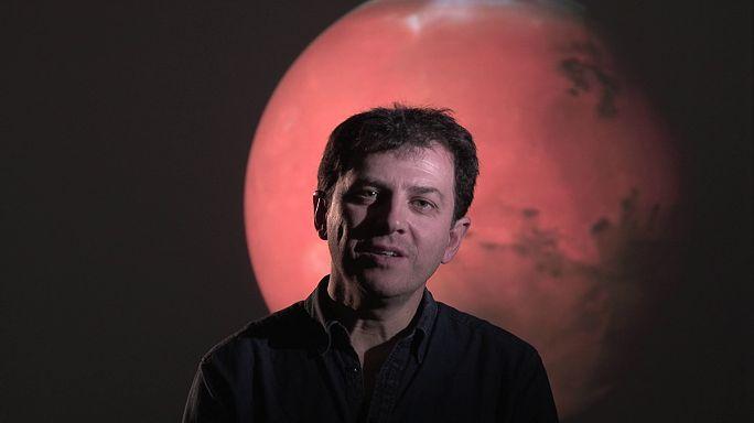 """""""ExoMars"""": ученые смотрят вглубь Красной Планеты"""