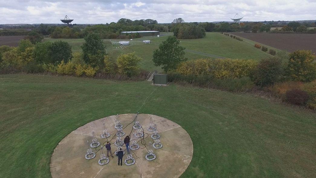 Riesen-Radioteleskop auf zwei Kontinenten
