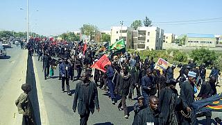 Nigerian Shiites clash with police during procession, casualties reported