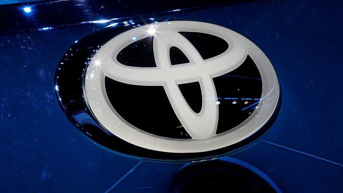 Toyota выплатит компенсации за коррозию автомобилей в США