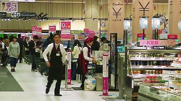 Exporte treiben Japans Wirtschaftswachstum