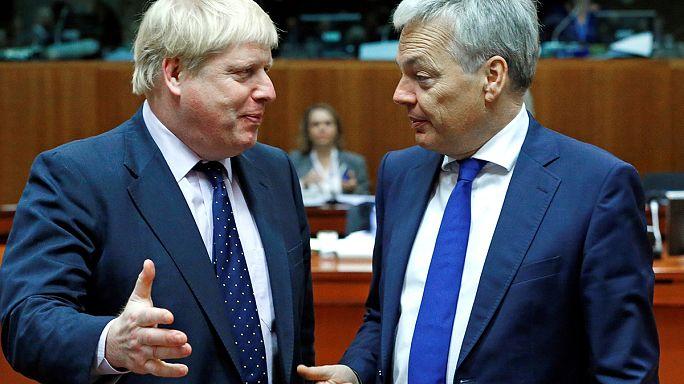"Джонсон видит ""много позитива"" для ЕС в избрании Трампа"