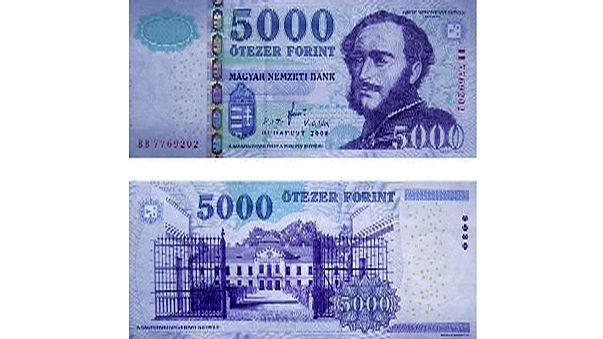 Jönnek az új 2000 és 5000 forintos bankjegyek