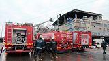 Fuerte explosion en Estambul