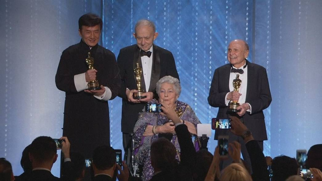 Governors Awards celebrate Hollywood veterans