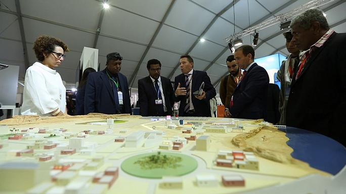 Water management at the heart of COP22 climate change discussions