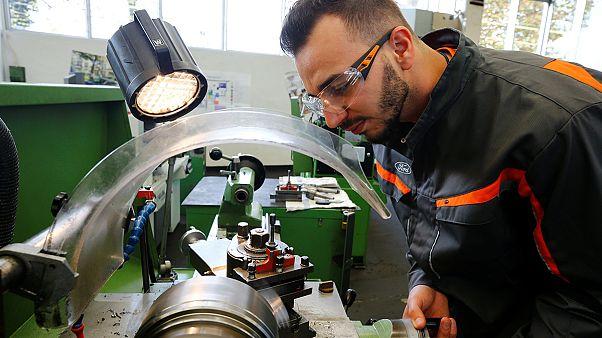 BAMF: Flüchtlinge in Deutschland besser ausgebildet als angenommen