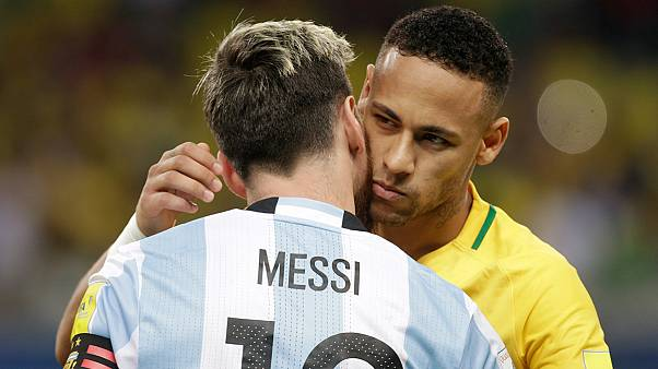 Argentina looking to bounce back from slump against Colombia