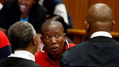 Return the land of our forefathers - Julius Malema tells white South Africans
