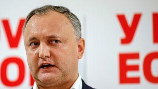 Новый президент Молдавии будет настаивать на досрочных парламентских выборах