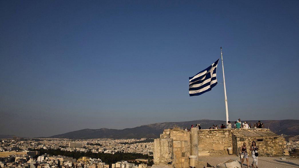 Grèce : retour à la croissance malgré une dette insoutenable