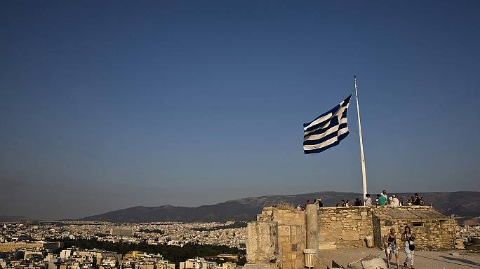 La economía griega sale de la recesión por primera vez en dos años