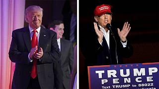 Donald Trump: Before and after the U.S. elections