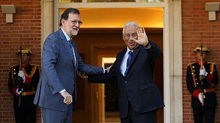 Portugal e Espanha reforçam laços ibéricos e abordam central nuclear