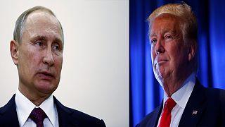 Πρώτη τηλεφωνική επικοινωνία Πούτιν-Τραμπ