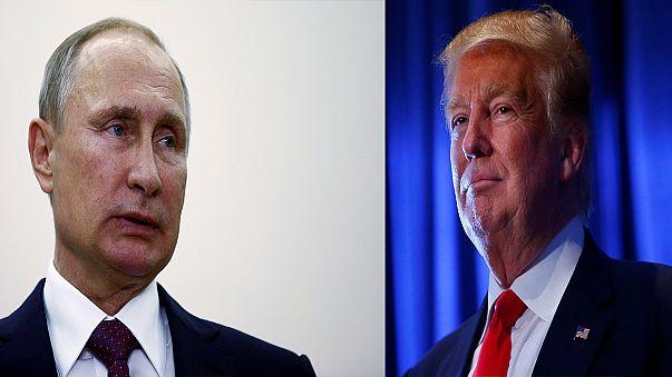 Putin e Trump já conversaram e estão de acordo... para já!
