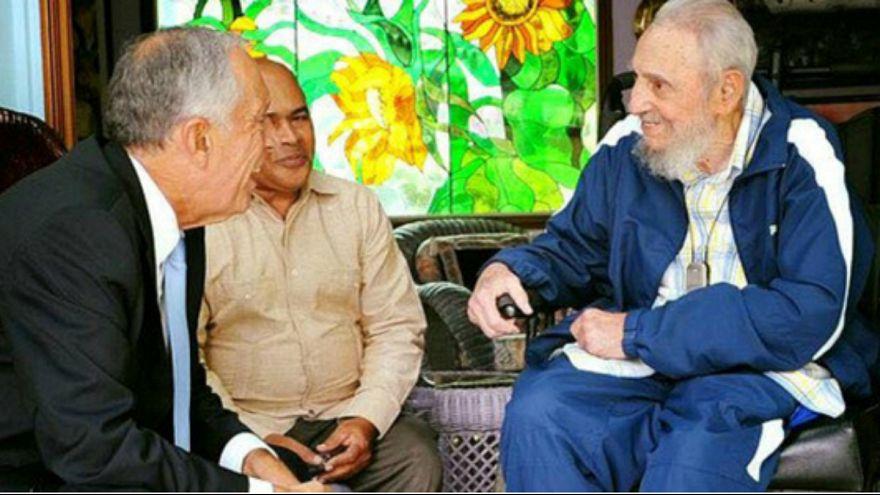 Depois de Fidel, Presidente Marcelo vai visitar a Rainha Isabel II