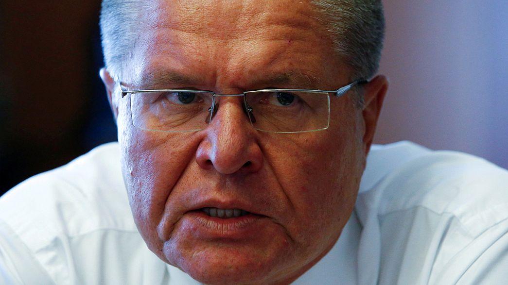 Министр экономики Улюкаев задержан по обвинению в получении взятки