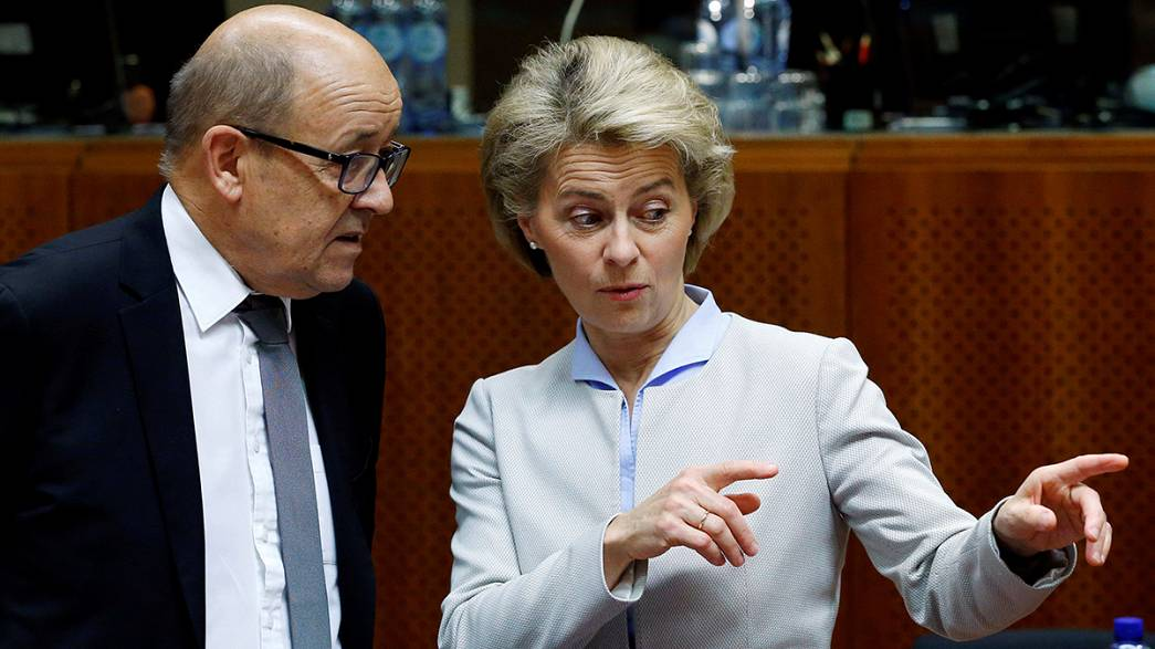 Ministros aprovam reforço de defesa e segurança da UE