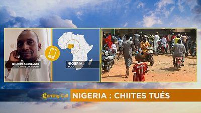 Nigeria : Au moins 10 Chiites tués[Le Morning Call]