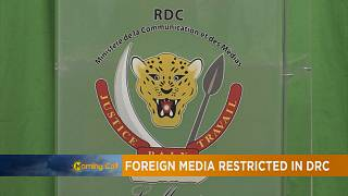 Foreign media restricted in the Democratic Republic of Congo [The Morning Call]