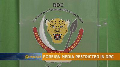 Les médias étrangers visés[Le Morning Call]