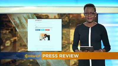 Press Review of November 15, 2016 [The Morning Call]