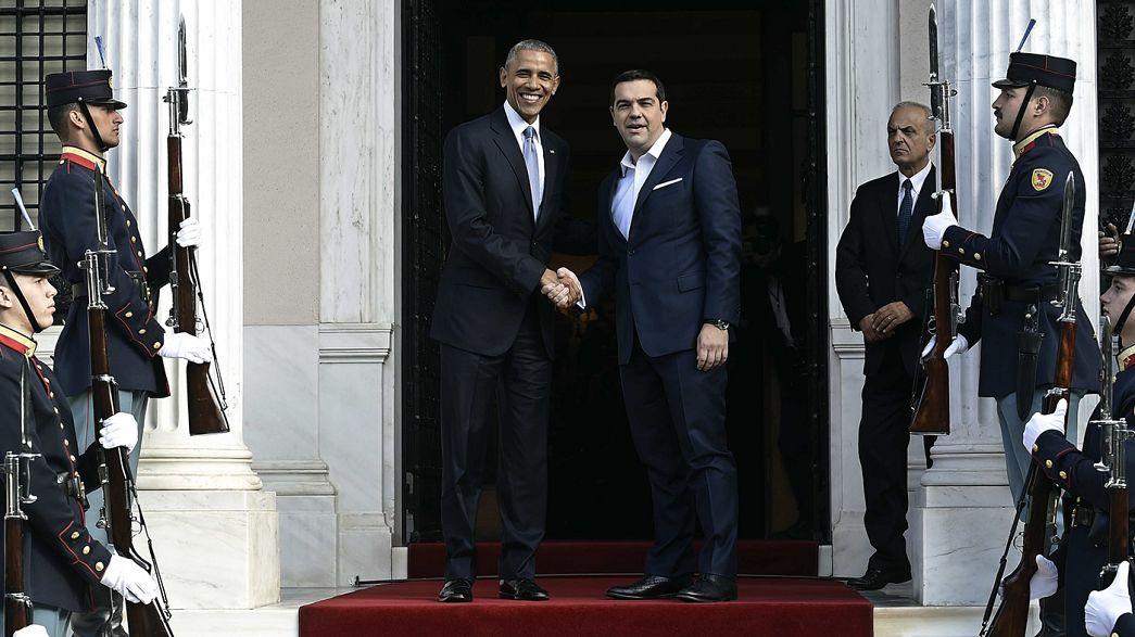 EUA: Barack Obama inicia última viagem diplomática