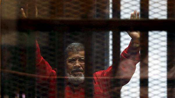 Death sentence against Mohammed Mursi overturned by Egyptian court