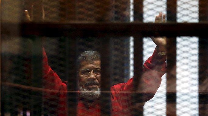 حکم اعدام محمد مرسی لغو شد