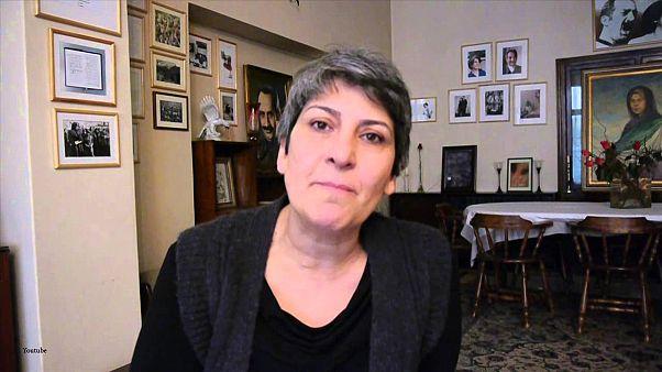 پرستو فروهر: درآستانه سفرم به ایران دادسرای اوین مرا احضار کرده است
