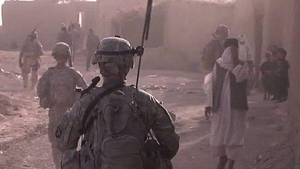 Háborús bűnöket követtek el amerikai katonák Afganisztánban
