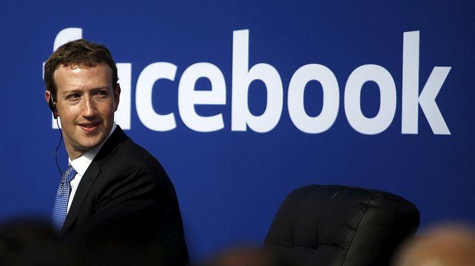 """Muss Facebook gegen """"Fake-News"""" kämpfen, die Trump zum Triumph geführt haben?"""