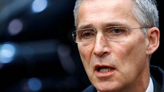 NATO chief seeks Trump's backing for alliance