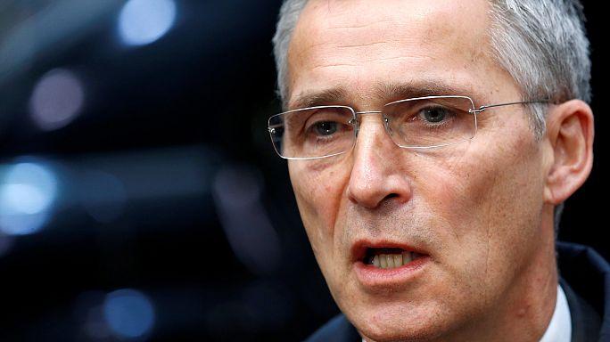 NATO vai poder contar com apoio de Trump, diz Stoltenberg