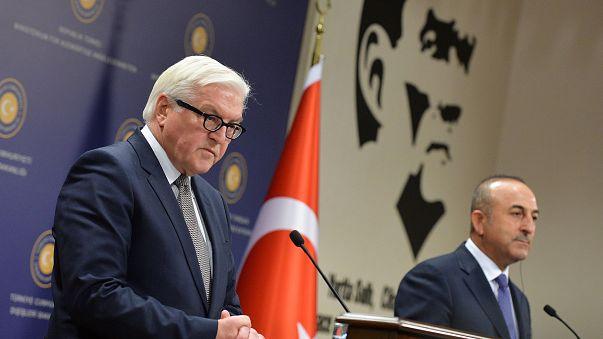 Kemény szóváltás a német és a török külügyminiszter között