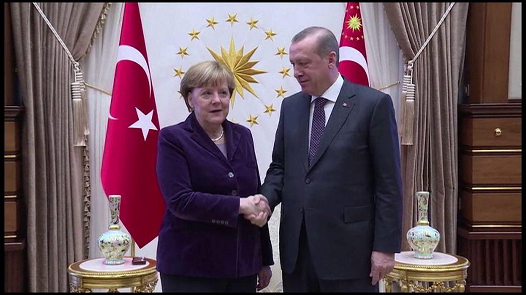 Германия-Турция: напряжение возрастает