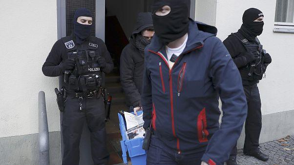 Polícia alemã desmantela rede islamita