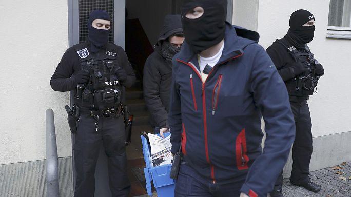 Betiltottak egy szalafista szervezetet Németországban