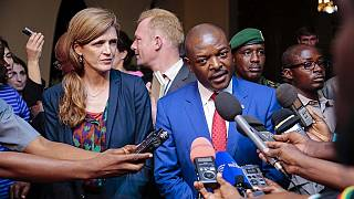 Burundi seeks replacement of UN envoy after crisis talks